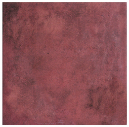Bodenfliese Cevica Cottage 15x15 red clay matt rot